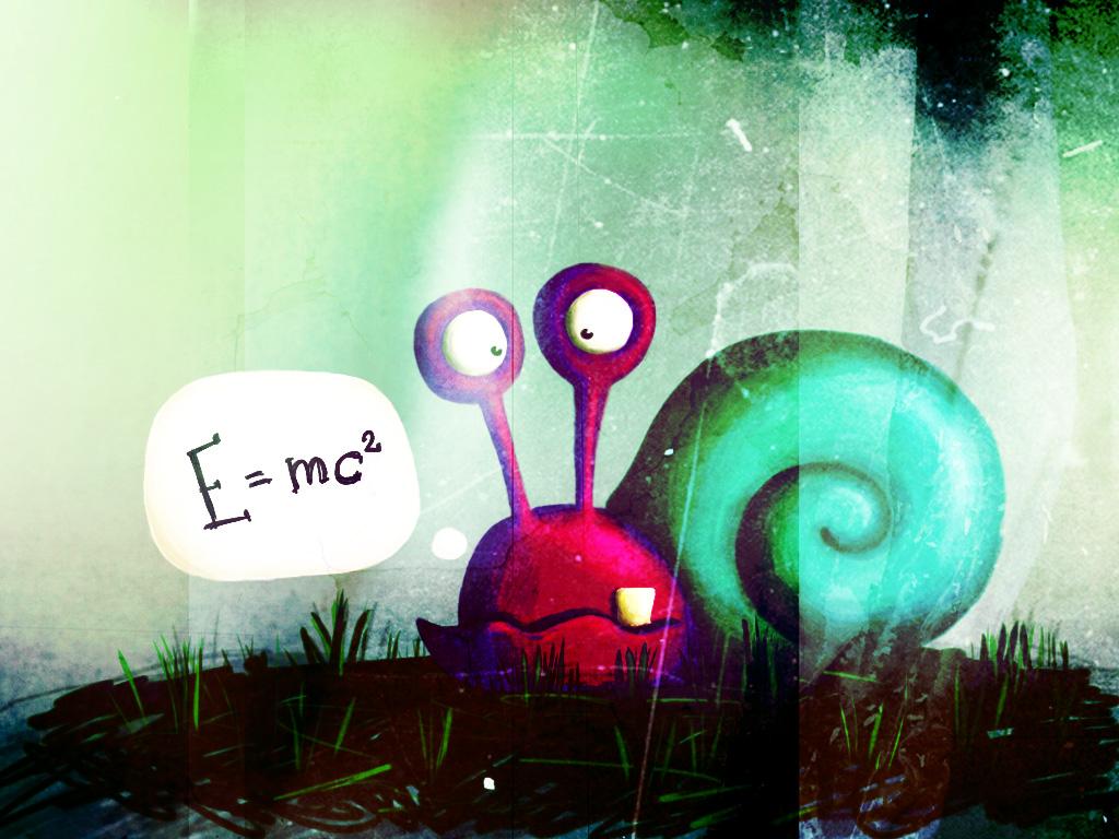Snail by vo-qw