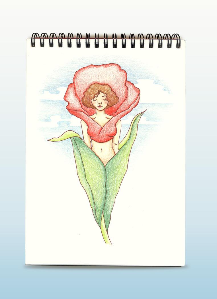Tulip by vo-qw