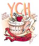 YCH 3- yomm, Cupcake! [CLOSED]