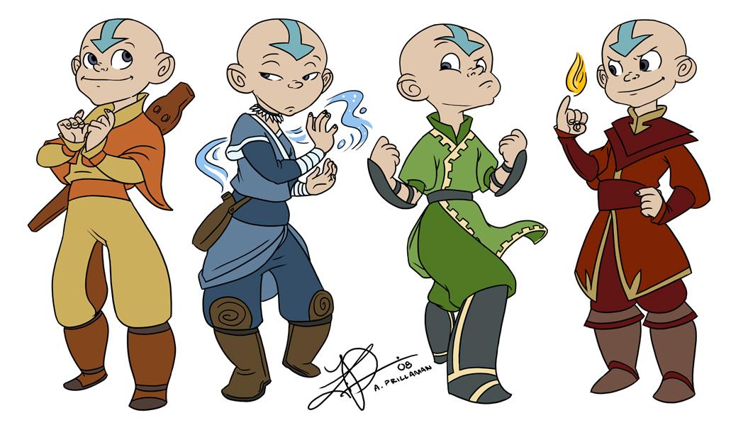 Avatar...OF FASHION by thundercake