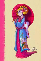 Super Geisha Peach