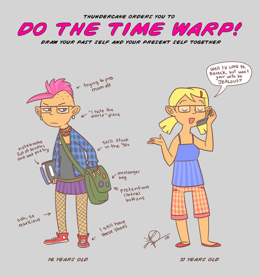 Do The Time Warp by thundercake
