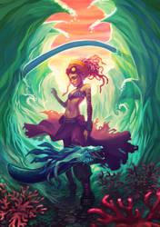 Witch Pirate Redux