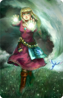 Zelda by mondays-noon
