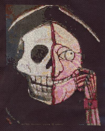 Young Frankenstein - xstitch