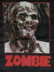 Zombie - xstitch