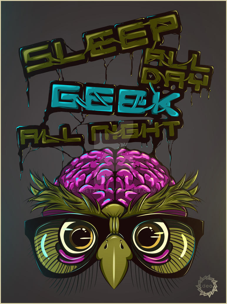 Geek : Night Owl by ngetzky