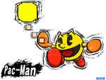 Smash Art: Pac-Man