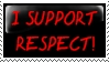 Respect-stamp by Rebelshade