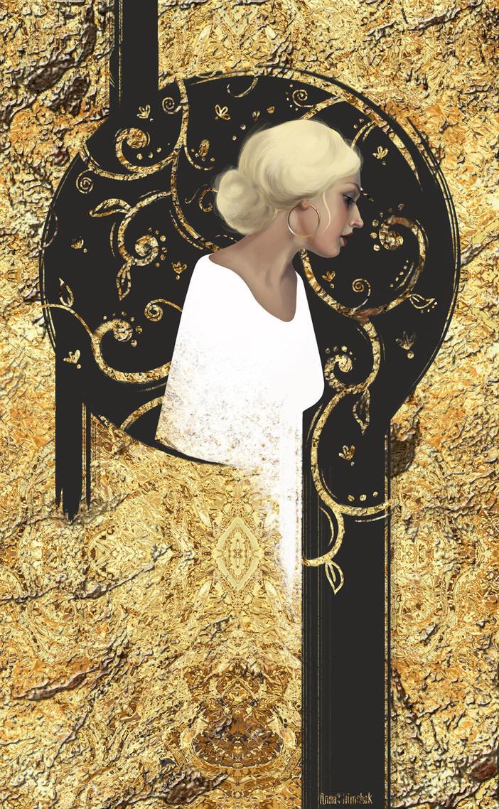 Gold by AnnHimchak
