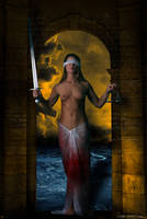 Guarding the Gates of My Heart by Loreleike