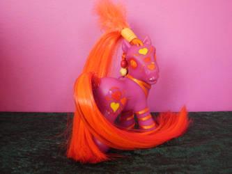 yesenia custom my little pony