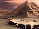 Desert Volcano