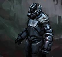 Armor Study by Balance-Sheet