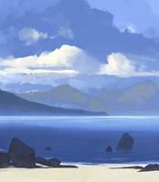 DS Beach by Balance-Sheet
