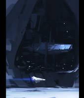SP Starship Construction Base by Balance-Sheet