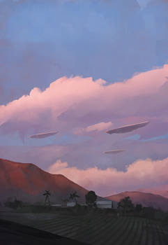 RtG_4: Sunset Sighting