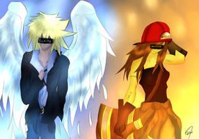 Clarity X Wildfire by BaketPotato