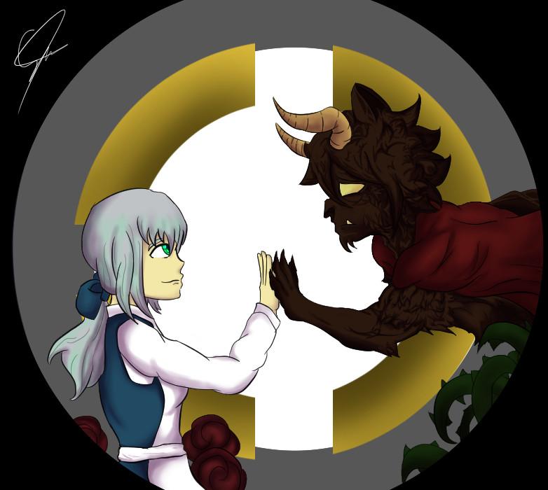 Beauty and the beast - BP version by BaketPotato