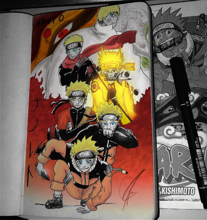 The Tale of Uzumaki Naruto by BaketPotato