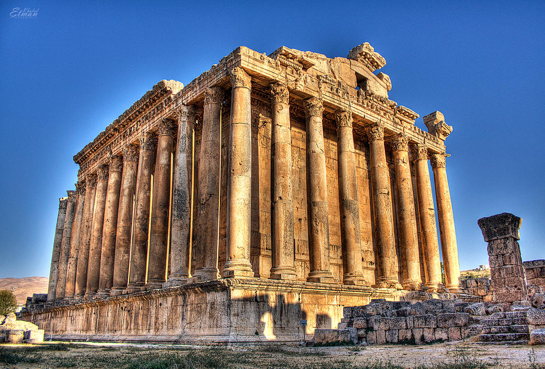 essay about baalbek