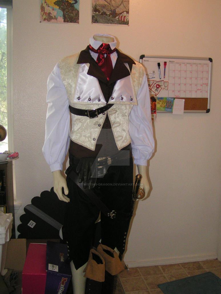 Arno Dorian's cloths minus jacket by DragonsHoardCosplay