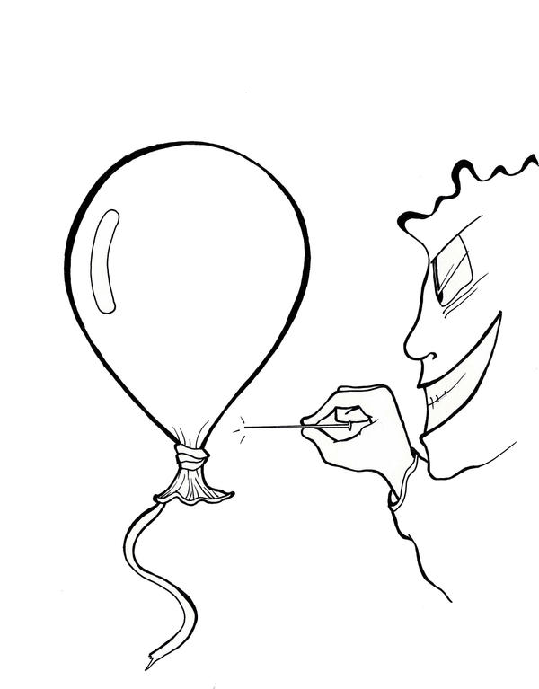 Balloon by DionysiaD