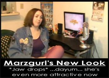 The New Marzgurl by DarkAngelofOtaku