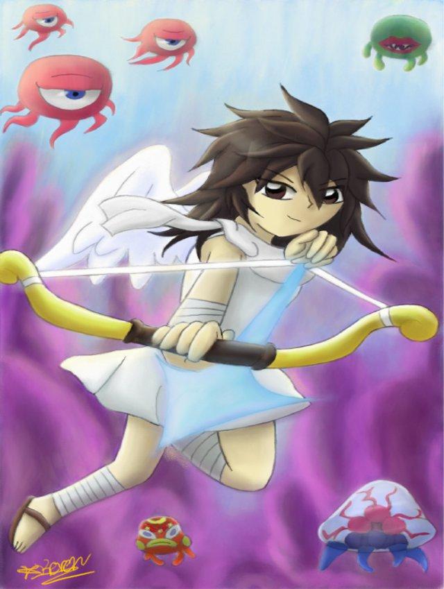 Kid Icarus Icon