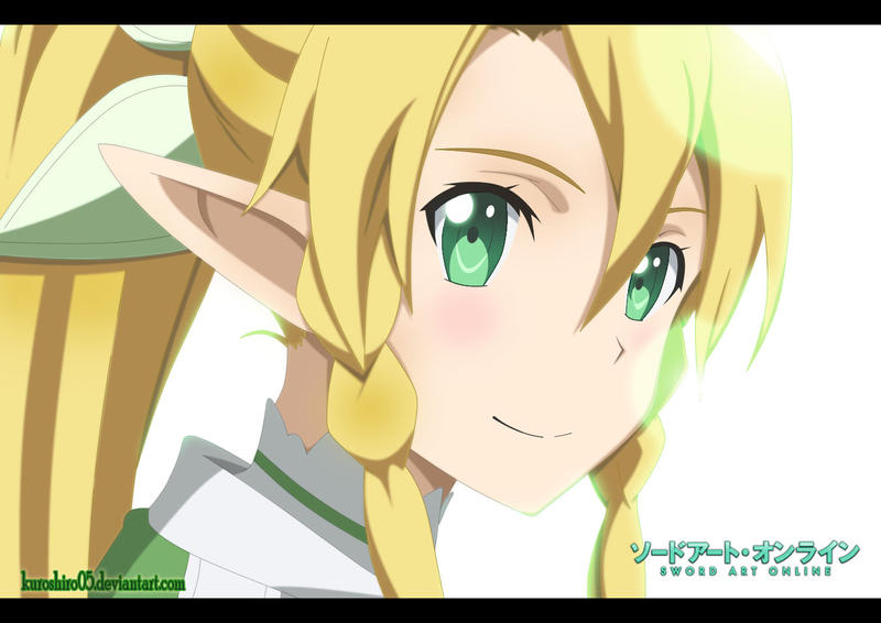 Sword Art Online: Leafa by kuroshiro05