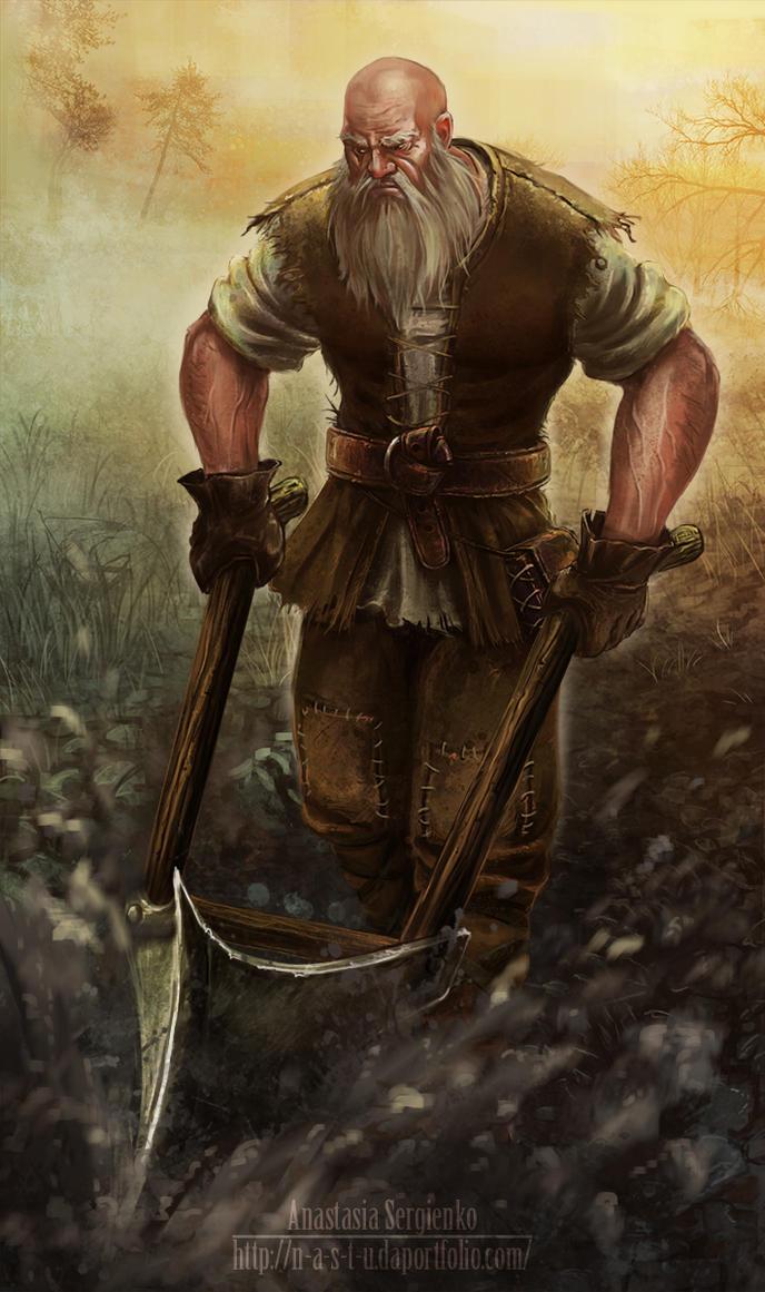 Peasant by n-a-S-t-u