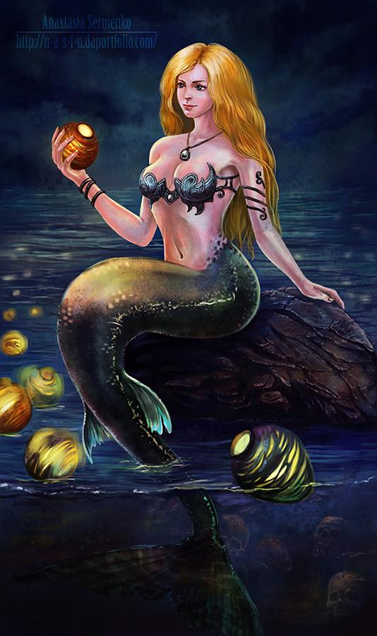 Siren by n-a-S-t-u
