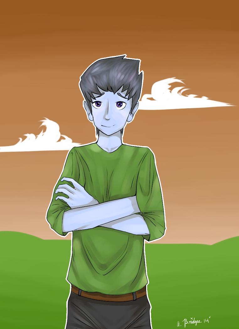 Blue Boy by Peaceful-Asylum