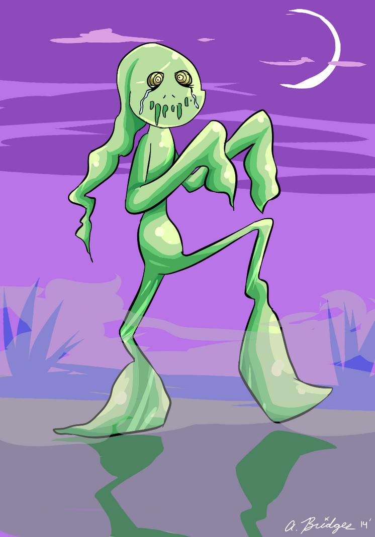 Ghostie Ghost by Peaceful-Asylum