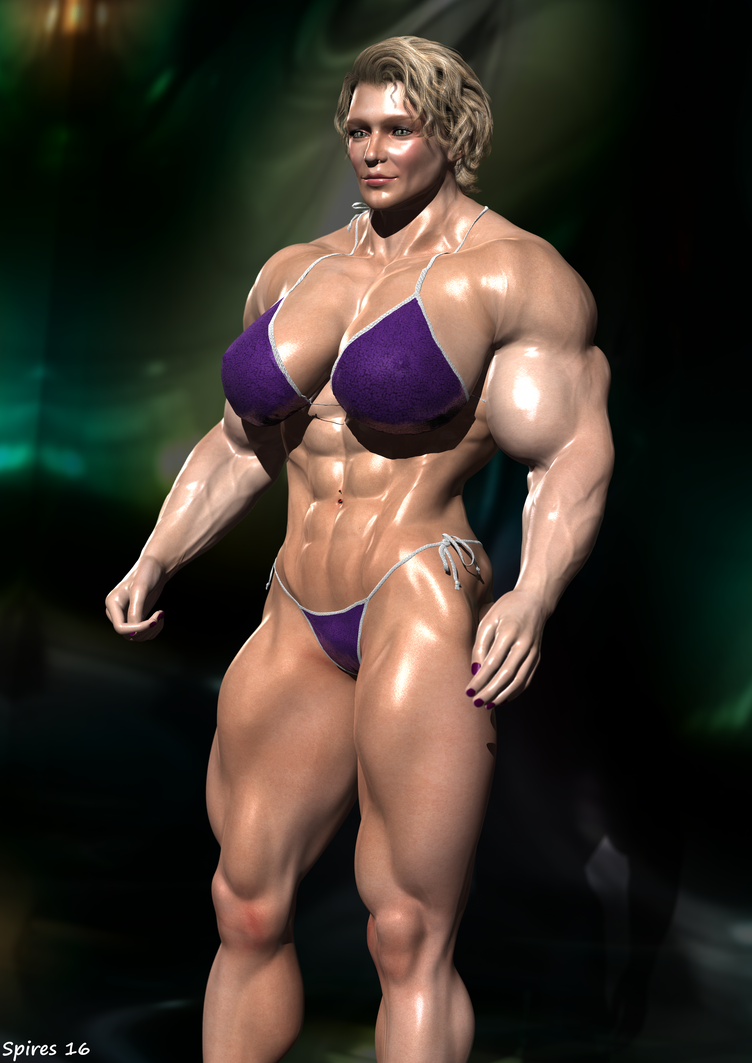 3d amazon muscle women erotic movies