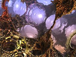 The Caverns Beneath Europa