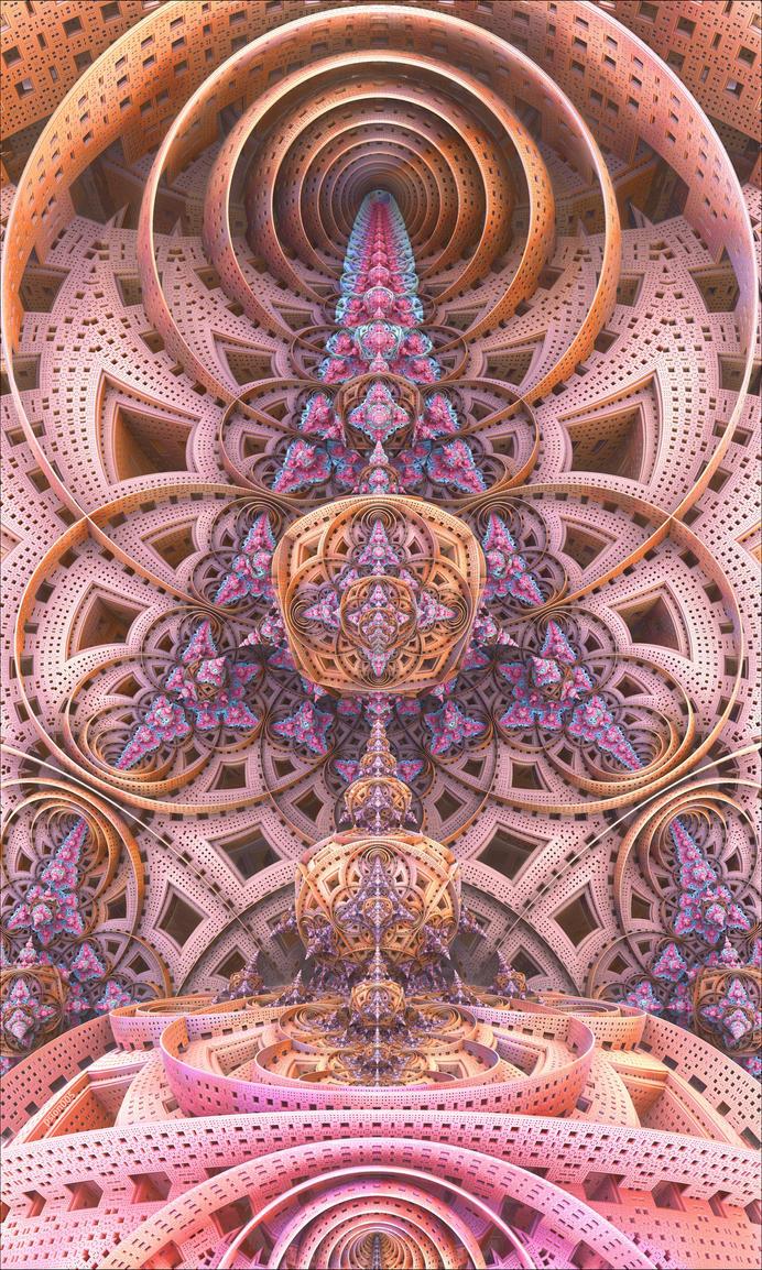 Menger Madness V by psion005