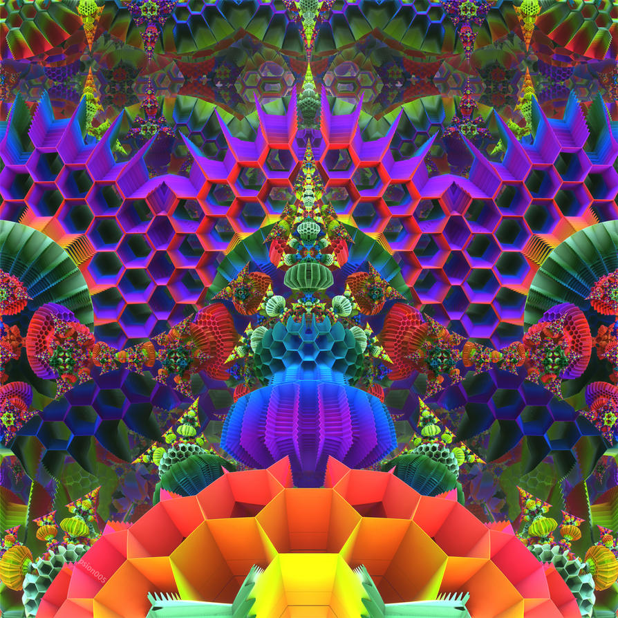 Hive Mind II by psion005