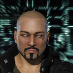EvE Online Character Portrait