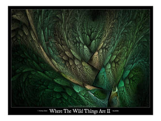 Where The Wild Things Are II by psion005