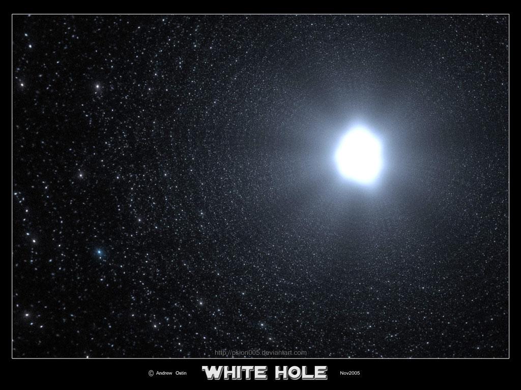 white hole by i0de - photo #21