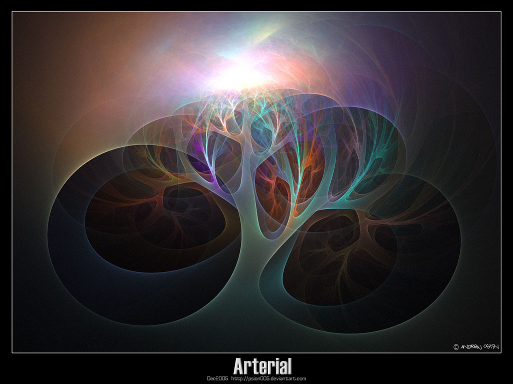 Arterial by psion005