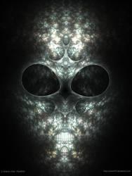 Alien Skull by psion005