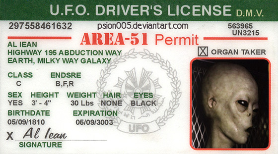 Area-51 Permit by psion005