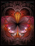 Giger-esque Butterfly by psion005