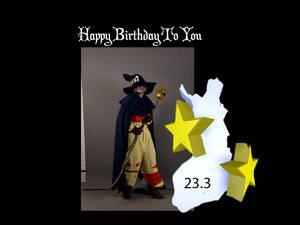 Happy Birthday To You Limppu