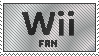 Wii Stamp by BurntheEvidence165