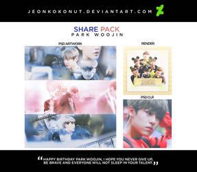 20171014 - share psd HB PARK WOOJINIE by jeonkokonut