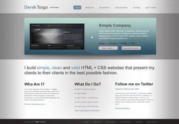 derektoigo.com Homepage by acidflow
