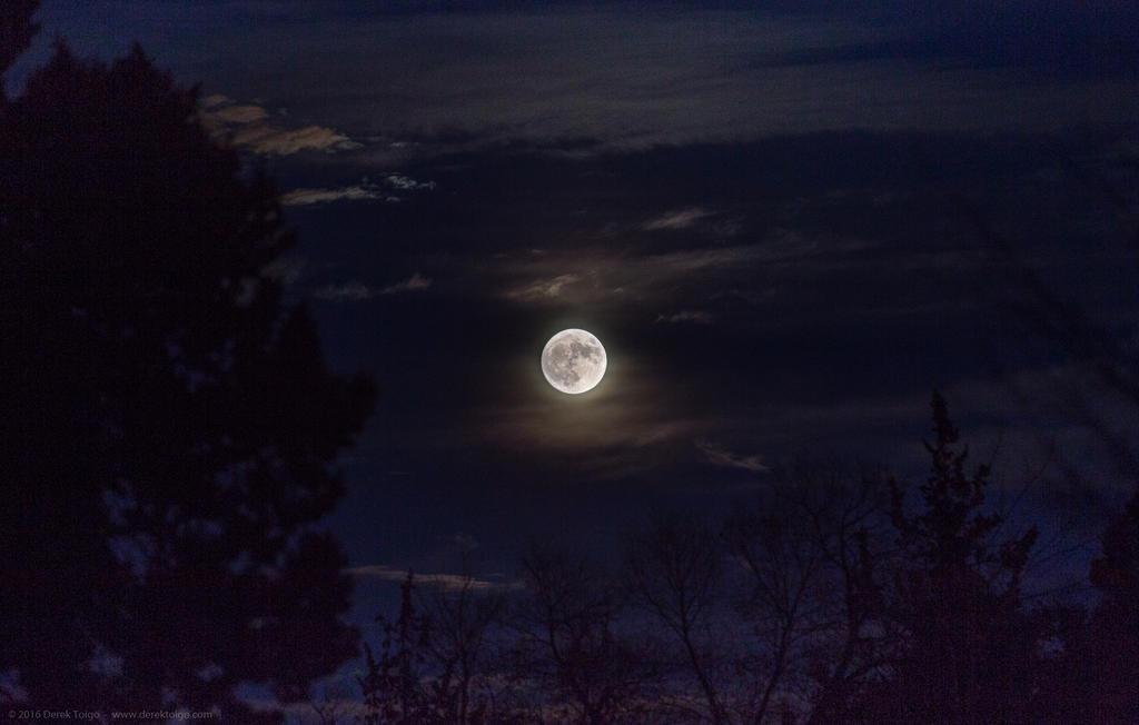 Super Moon by acidflow